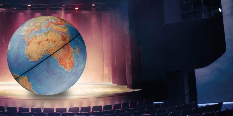 Le monde du théâtre, les théâtres du monde